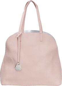 Różowa torebka DIANA & C0