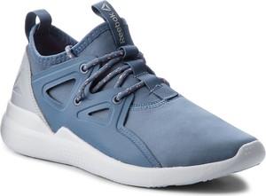 Buty sportowe Reebok z płaską podeszwą motion w sportowym stylu