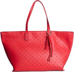 Czerwona torebka Desigual na ramię