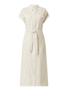Sukienka Dante 6 w stylu casual koszulowa maxi
