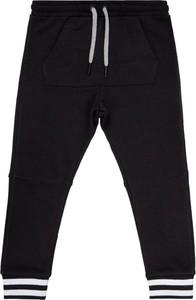 Czarne spodnie dziecięce Primigi