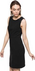 12597ff469 sukienka czarna ze skórą - stylowo i modnie z Allani