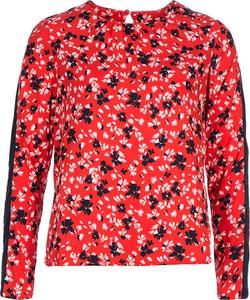 Bluzka Vero Moda w stylu boho z długim rękawem