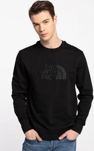 Czarna bluza The North Face w sportowym stylu