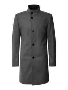 Płaszcz męski Hugo Boss z wełny