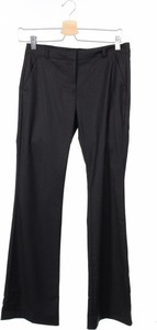 Czarne spodnie Mohito w stylu retro
