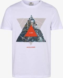 T-shirt Jack & Jones z krótkim rękawem z nadrukiem