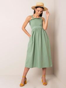 Zielona sukienka Rue Paris