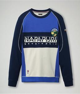 Bluza Napapijri z bawełny