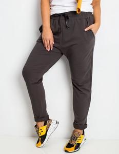 Czarne spodnie Sheandher.pl z bawełny