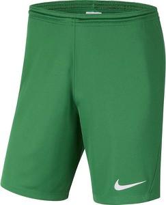 Spodenki dziecięce Nike Team z tkaniny