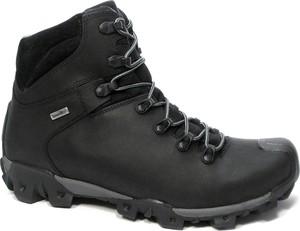 Buty zimowe Badura sznurowane