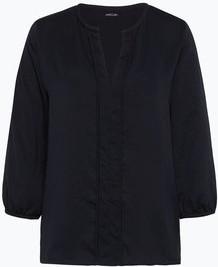 Czarna bluzka marc cain essentials
