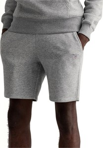 Spodenki Gant w sportowym stylu z dresówki