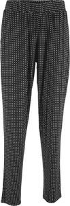 Spodnie bonprix bpc bonprix collection z dżerseju
