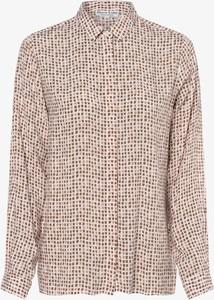 Brązowa bluzka Marie Lund