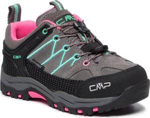 Brązowe buty trekkingowe dziecięce CMP