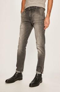 Czarne jeansy Guess Jeans z bawełny