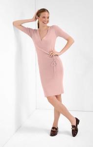 Różowa sukienka ORSAY mini ołówkowa