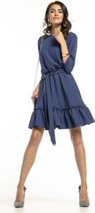 Sukienka Tessita z tkaniny oversize