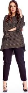 Tunika Ptakmoda.com z długim rękawem w stylu boho
