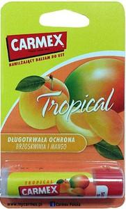 Carmex, pomadka ochronna w sztyftcie, Tropical, 4,25g