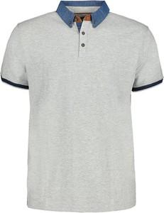 T-shirt Lavard w stylu casual z krótkim rękawem