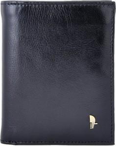 c0f0c9518d913 Niebieski portfel męski PUCCINI na karty kredytowe