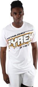 T-shirt Pyrex w młodzieżowym stylu z krótkim rękawem