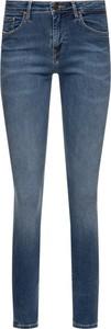Granatowe jeansy Tommy Hilfiger