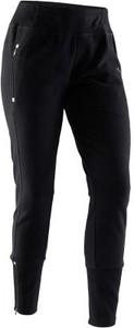 Granatowe spodnie Domyos