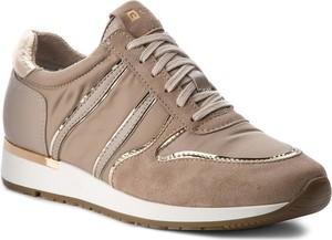 Sneakersy nessi - 17214 beż