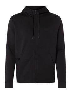Czarna bluza Hugo Boss z bawełny