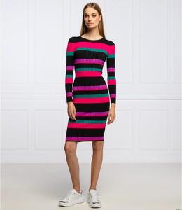Sukienka Guess mini w stylu casual