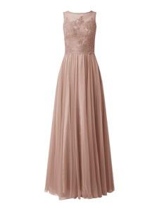 Sukienka Luxuar bez rękawów
