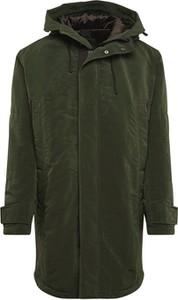 Zielona kurtka Boss w stylu casual
