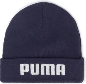 Niebieska czapka Puma