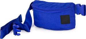 Niebieska torba Reebok z tkaniny