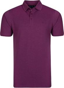 Koszulka polo Redmond z bawełny w stylu casual