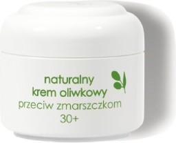 Ziaja Naturalny Krem Oliwkowy Przeciw Zmarszczkom 30+ 50Ml