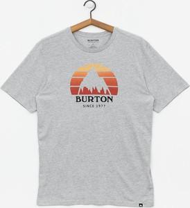 T-shirt Burton z krótkim rękawem z nadrukiem