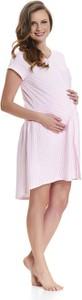 Doctornap Koszula ciążowa i do karmeinia 9444 Sweet Pink
