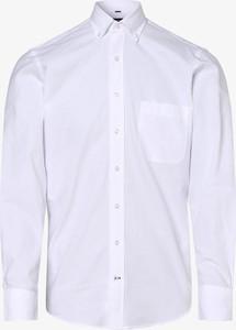 Koszula Andrew James z bawełny z długim rękawem