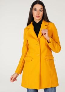 Żółty płaszcz Unisono