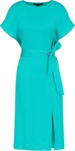 Zielona sukienka Armani Exchange