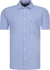 Koszula Tommy Jeans z krótkim rękawem