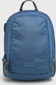 Niebieski plecak męski Jack Wolfskin