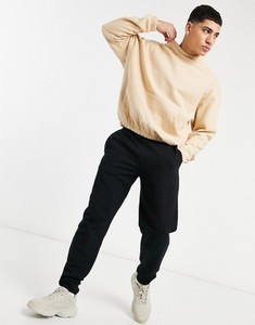 Bluza Asos z dresówki