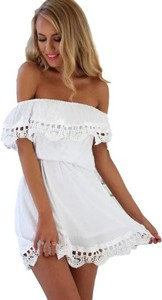Sukienka Yaze dla puszystych hiszpanka