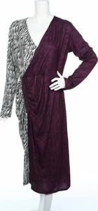 Sukienka Biba maxi z długim rękawem
